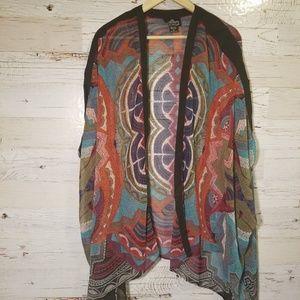 ANGIE adorable print kimono
